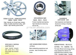 high pressure /wall mounted industrial /agriculture ceiling fan