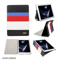Colorful Folding Smart Stand Leather Case for ipad armor case