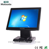 New designed all in one pos computers/ touch screen pos computers