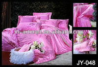 Quilt Cover Packaging Bags/Bedding Set Luxury/Bed Sheet Set JY-048