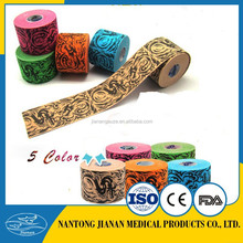5CMx5M Tattoo Kinesiology Sports Tape Muscle pain care Therapeutic