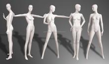 2015 nuovo caldo vendita pieno di corpo manichino femminile windown display