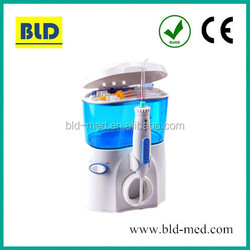 Personal home/work use dental care products oral irrigator