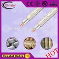 tipos de cabos eléctricos subterrâneos rg11 sm cabo coaxial cabo de áudio vídeo cabo elétrico