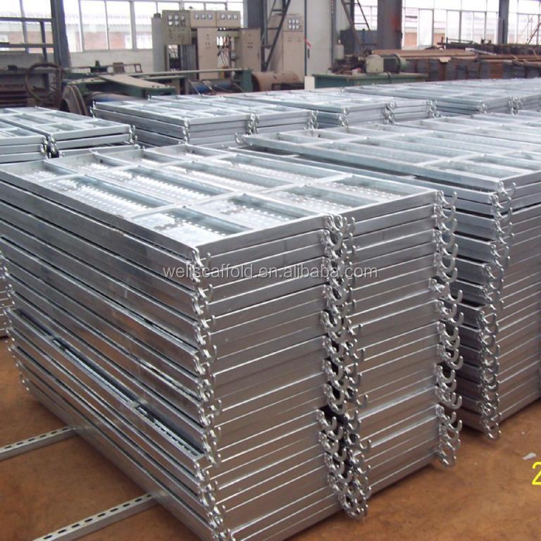 Galvanized Steel Scaffolding : Best sale galvanized scaffolding steel plank buy