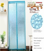 New magnetic mosquito curtain automatic soft screen door/magnetic door curtain Hands-Free Magnetic Anti Mosquito Bug Curtain