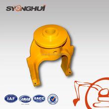 Excavator yoke/ Excavator undercarriage parts yoke forging
