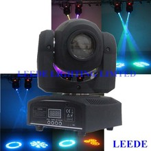 10W led mini moving head /led moving heads / moving head stage lighting