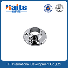 Furniture hanging tube fitting,metal tube connector,Wardrobe tube connector