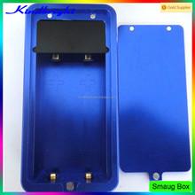 new product vv vw e cigarette Smaug 150w box mod with 18650 battery vs unik v2 wood box mod