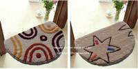 Latex Backing Washable Rug Tufted Carpets