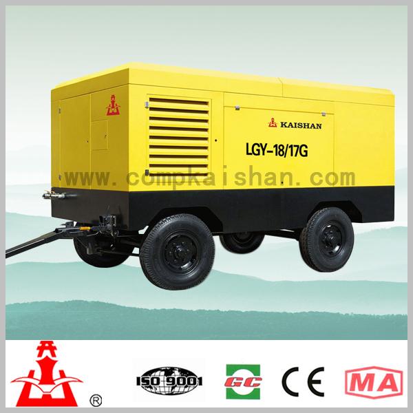 10 Cfm Portable Air Compressor