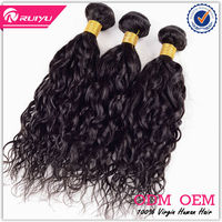 Hot and sexy wholesale malaysian black girl hair extensions