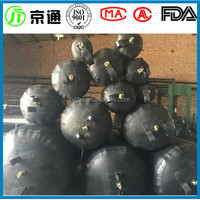 jingtong rubber China inflatable rubber pipe plug/ inflatable water test plug