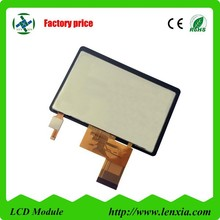 """China RGB interface lcd tft 4.3"""" capacitive touch screen panel"""