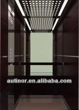 Espelho gravura MRL segurança edifício residencial elevações