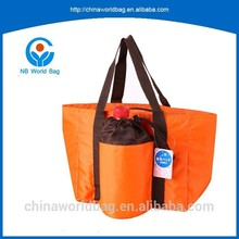 Primark Certification Direct factory custom high quality outdoor cool bag for frozen food