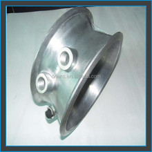 Aluminum alloy investment casting in China