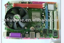 Good quality motherboard G31 Socket 775 ddr2 dual core Computer motherboard