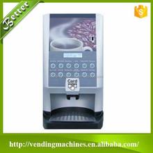 Coffee Vending Machine With Coffee Bean Grinder