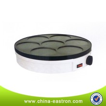 Electric bbq grill with hot pot &crepe maker
