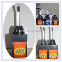 Soda dispenser valve for Mirinda or other soda beverage