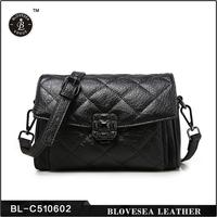 New Vintage Style Plaid Fashion Ladies Office College Bag