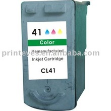 best quality of color compatible ink cartridge for canon cl41
