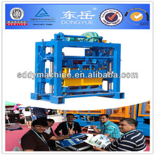 small dirt manual brick making machine design