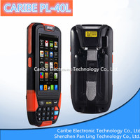 CARIBE PL-40L AN153 Handheld Android 4.1 OS 1.5GHz CPU tablet pc,1D/2D barcode scanner