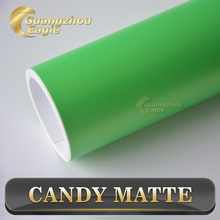 Best China Supplier Matte Candy Color Car Wrapping Vinyl Painting Sticker