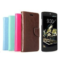 Classic PU Leather Crazy Horse Magnetic Wallet Stand Case Cover for LG Google Nexus 5 Good Quality