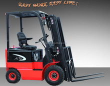 2.0 tons mini forklift truck electric AC motor forklift truck CPD20J