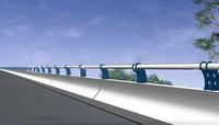 CHINA bridge guardrail/railing