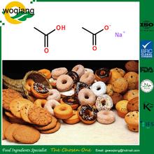 De calidad alimentaria conservación& antioxidantes diacetato de sodio