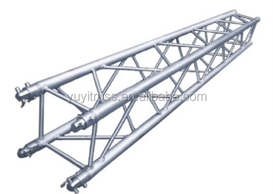 Aluminum spigot flat truss stage truss system for sale for Cheap trusses for sale