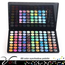 Trade Assurance Cosmetics 88 Color Cool Matte Eyeshadow Palette