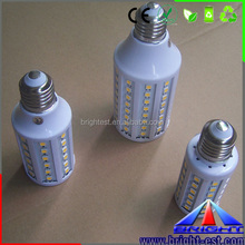 Base:E14/E27/ B22 led corn cob light with CE&RoHs approved .