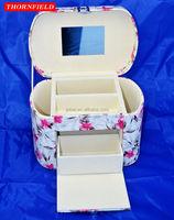 flower jewelry box making supplies