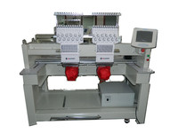 Happy embroidery machine sale for jeans embroidery back pockets, T-shirt, hat, shoes