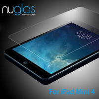 Nuglas Ultra Slim 0.3mm Clear Tempered Glass Screen Protector for iPad Mini 4