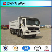 HOWO 8X4 HIGH QUALITY TIPPER/DUMP TRUCK