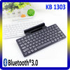 Slim wireless bluetooth 3.0 mini keyboard for android/ IOS/Windows system