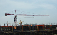used 8t tower crane