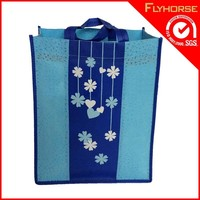 2015 Hot sale High Quality non woven carry bag,cotton cloth bag