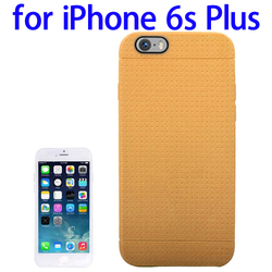 High quality custom protective TPU case for iPhone 6s plus Honeycomb