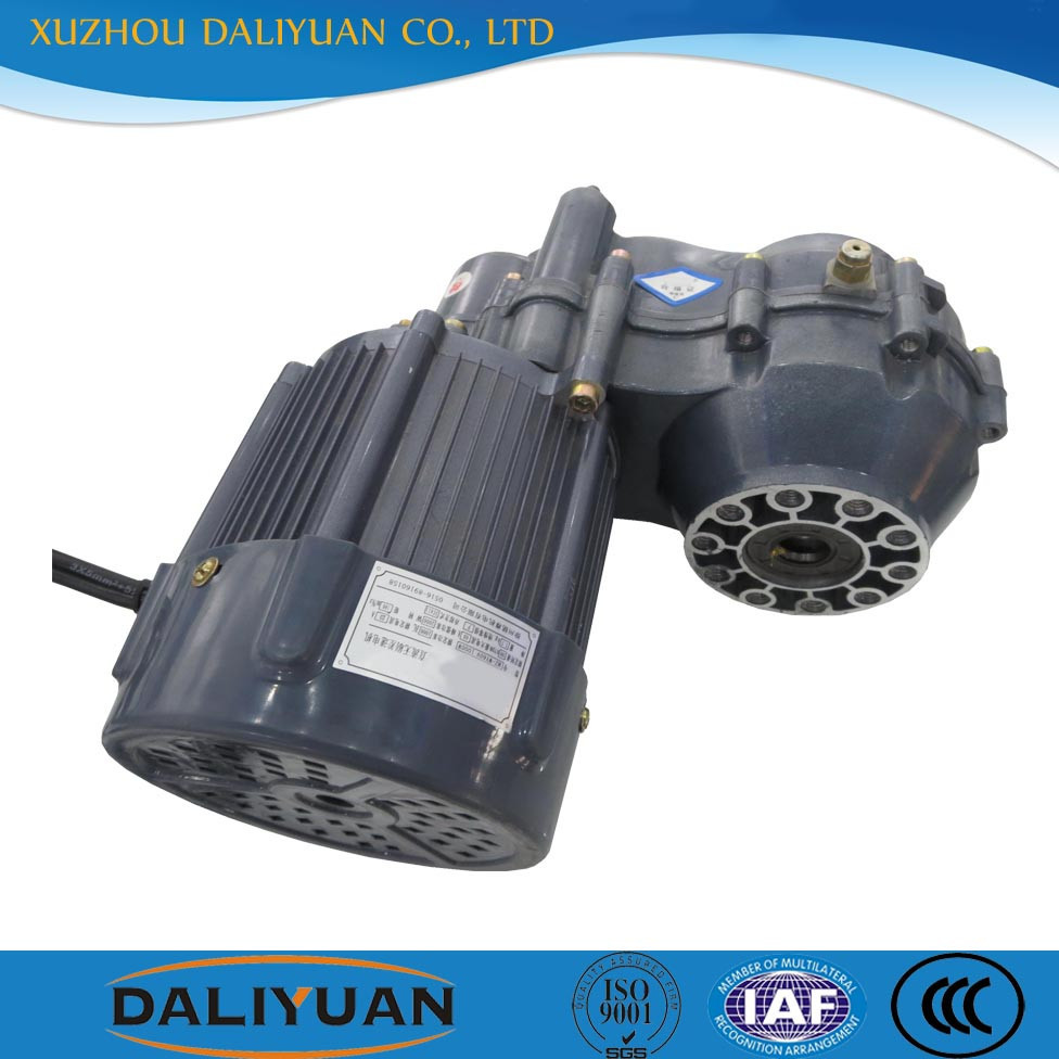 1000 Watt 80 Hp Electric Dc Motor For Tricycle 48v 1000w