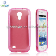 2013 New arrival TPU case for Samsung galaxy S4 mini case