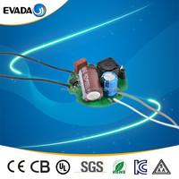 Hot sale safe led driver power supply 0.3A 50v