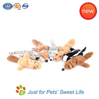 Plush stuffingless pet toy dog toy making supplies